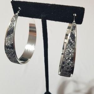 1FashionGuru Jewelry - 2 For 20 Metallic Leopard Earrings